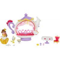 Hasbro Disney Princess Mini hrací set s panenkou - Kráska