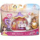 Hasbro Disney Princess Mini hrací set s panenkou - Kráska 2