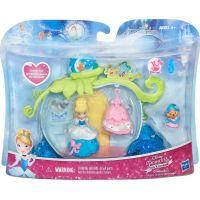 Hasbro Disney Princess Mini hrací set s panenkou - Popelka 6
