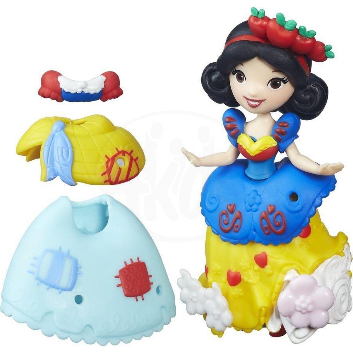 Hasbro Disney Princess Mini panenka s doplňky - Sněhurka