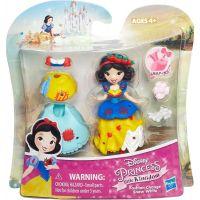 Hasbro Disney Princess Mini panenka s doplňky - Sněhurka 3