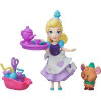 Hasbro Disney Princess Mini princezna s kamarádem B5333 Popelka
