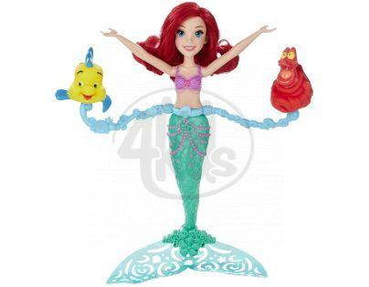 Hasbro Disney Princess Panenka Ariel do vody