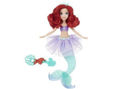 Hasbro Disney Princess Panenka s bublifukem - Ariel