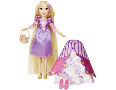Hasbro Disney Princess Panenka s náhradními šaty - Locika