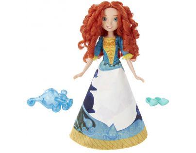 Hasbro Disney Princess Panenka s vybarvovací sukní - Merida
