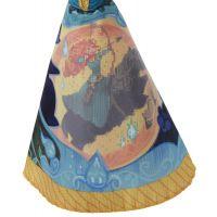 Hasbro Disney Princess Panenka s vybarvovací sukní - Merida 4