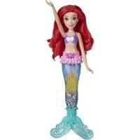 Hasbro Disney Princess panenka svítící Ariel do vody