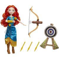 Hasbro Disney Princess Princezna s módními doplňky Merida