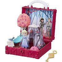 Hasbro Frozen 2 Hrací set se scénou Elsa čarovný les