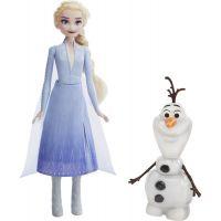 Hasbro Frozen 2 Olaf a Elsa