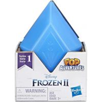 Hasbro Frozen 2 Překvapení v ledu světle modrý diamant