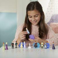 Hasbro Frozen 2 Překvapení v ledu světle modrý diamant 4