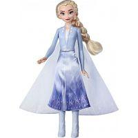 Hasbro Frozen 2 Svítící Elsa  - Poškozený obal