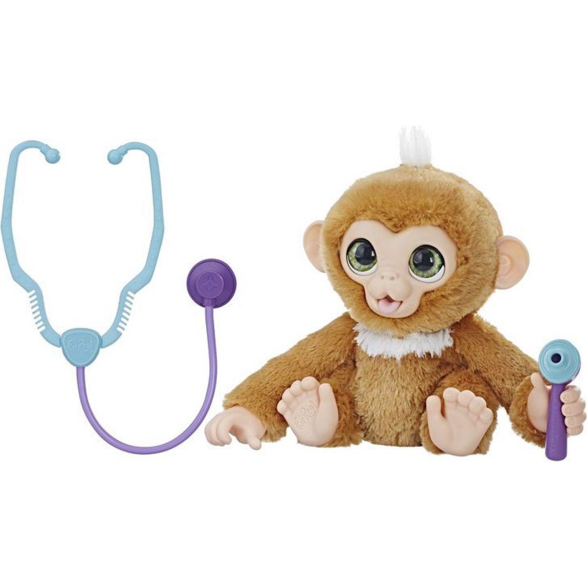 Hasbro FurReal Friends opička Zandi