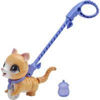 Hasbro FurReal Friends Peealots malá kočka