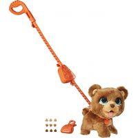 Hasbro FurReal Friends Poopalots velký medvídek