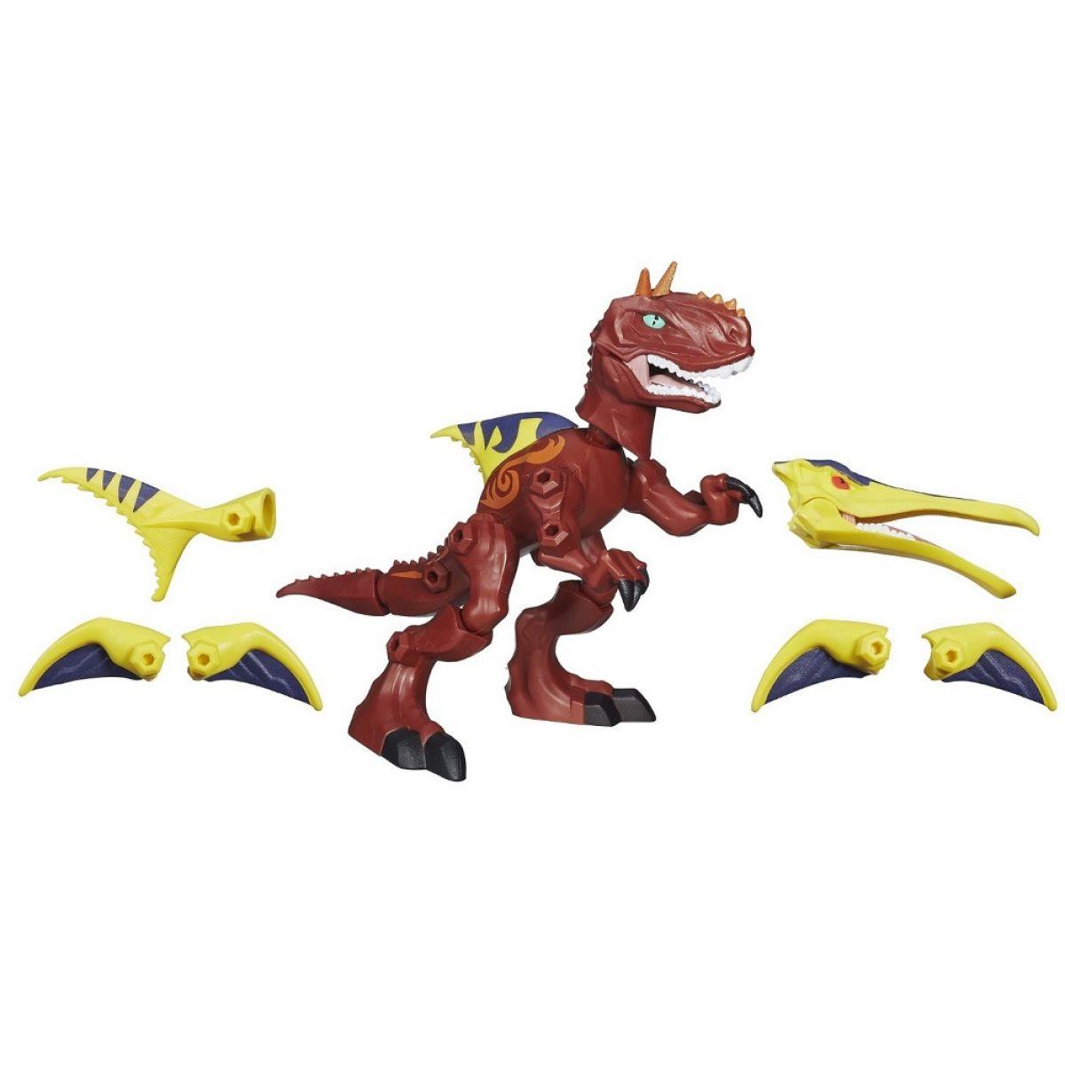 Hasbro Hero Mashers hybridní dinosaurus - Ichthyosaurus