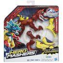 Hasbro Hero Mashers hybridní dinosaurus - Ichthyosaurus 4
