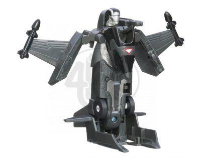 Iron Man motorizovaná figurka Hasbro - Letadlo
