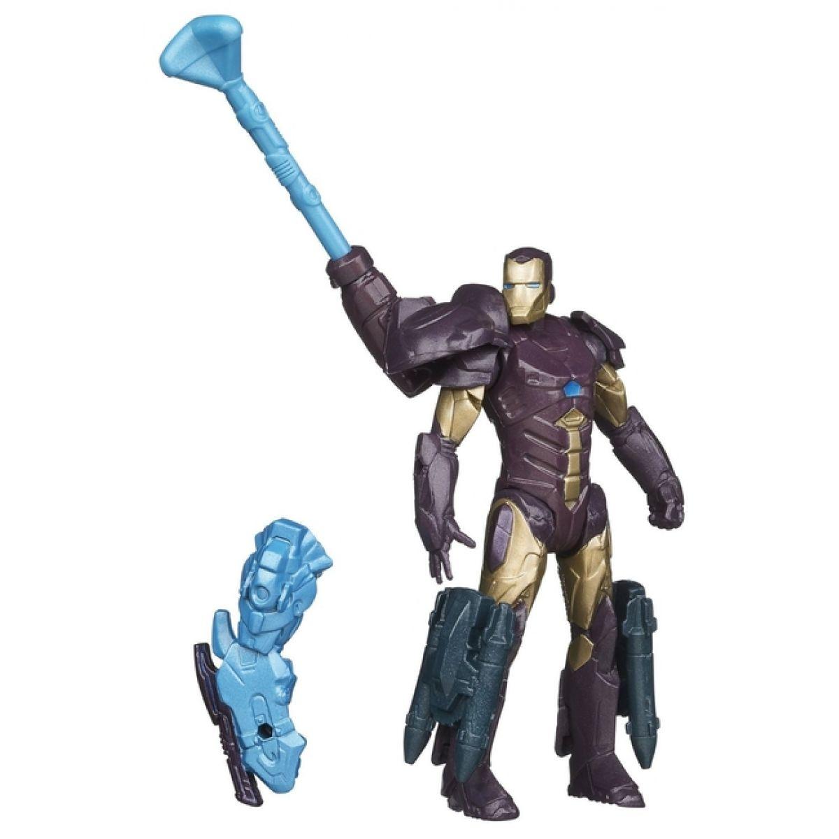 Iron Man sestavitelná figurka Hasbro - Stealth Tech Iron Man