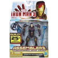 Iron Man sestavitelná figurka Hasbro - Stealth Tech Iron Man 3