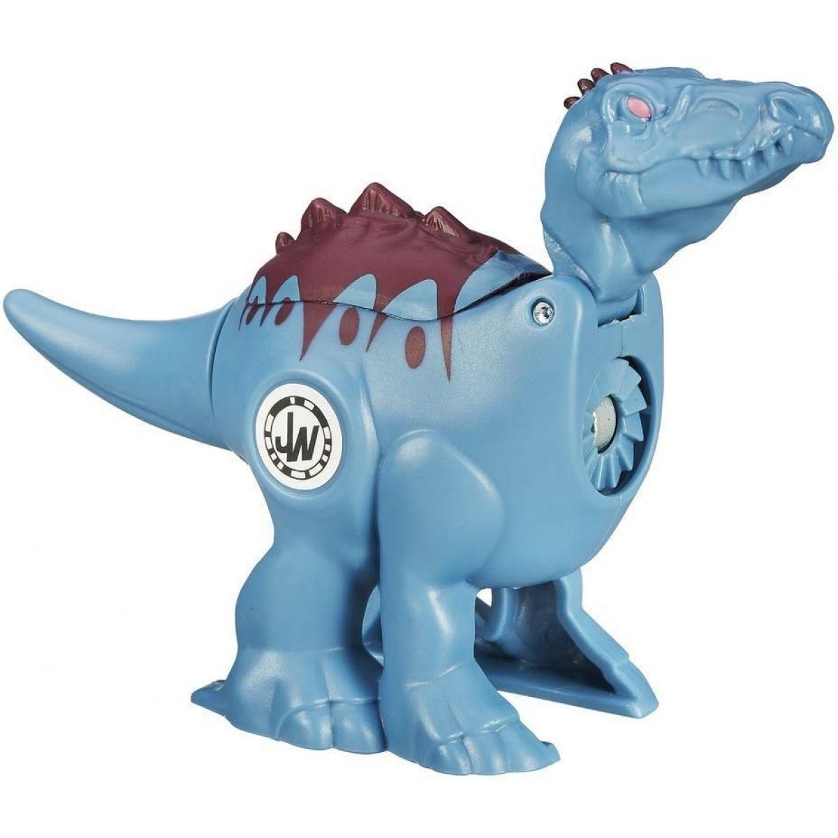 Hasbro Jurský Park Brawlasaur s vnitřním magnetickým spouštěčem - Spinoraptor