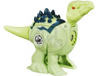 Hasbro Jurský Park Brawlasaur s vnitřním magnetickým spouštěčem - Stegosaurus