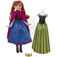 Hasbro Ledové království Panenka s náhradními šaty - Anna