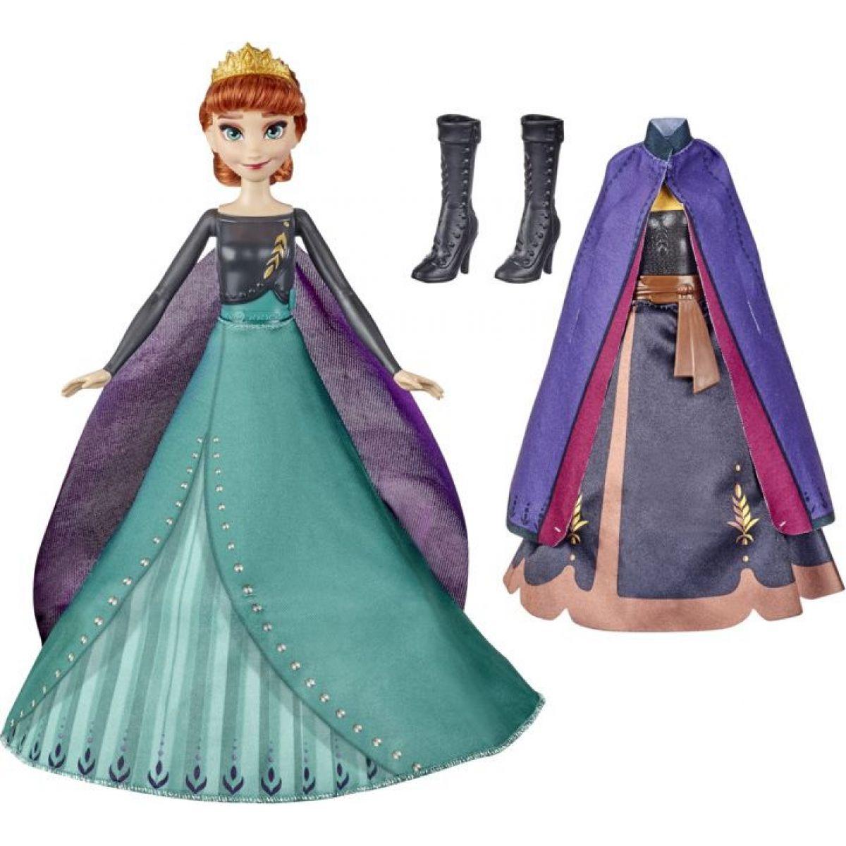 Hasbro Ledové království 2 Velká proměna Anna E9419