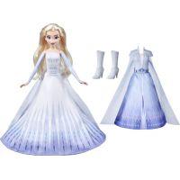 Hasbro Ledové království 2 Velká proměna Elsa