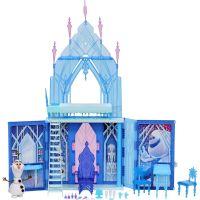 Hasbro Ledové Království Elsin skládací ledový palác