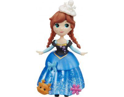 Hasbro Ledové království Malá panenka Anna s copy