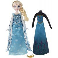 Hasbro Ledové království Panenka s náhradními šaty - Elsa