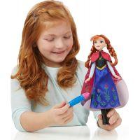 Hasbro Ledové království Panenka s vybarovací sukní - Anna 4
