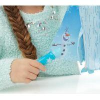 Hasbro Ledové království Panenka s vybarovací sukní - Elsa 5