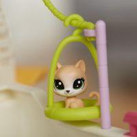 Hasbro Littlest Pet Shop Hrací set výletní loď se 3 zvířátky 6