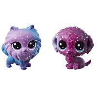 Hasbro Littlest Pet Shop Kosmická zvířátka 2 ks 2577