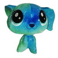 Hasbro Littlest Pet Shop Plyšák s pohyblivou hlavou Nova Fluffpup