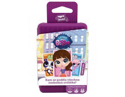 Hasbro Littlest Pet Shop Shuffle Karetní hra