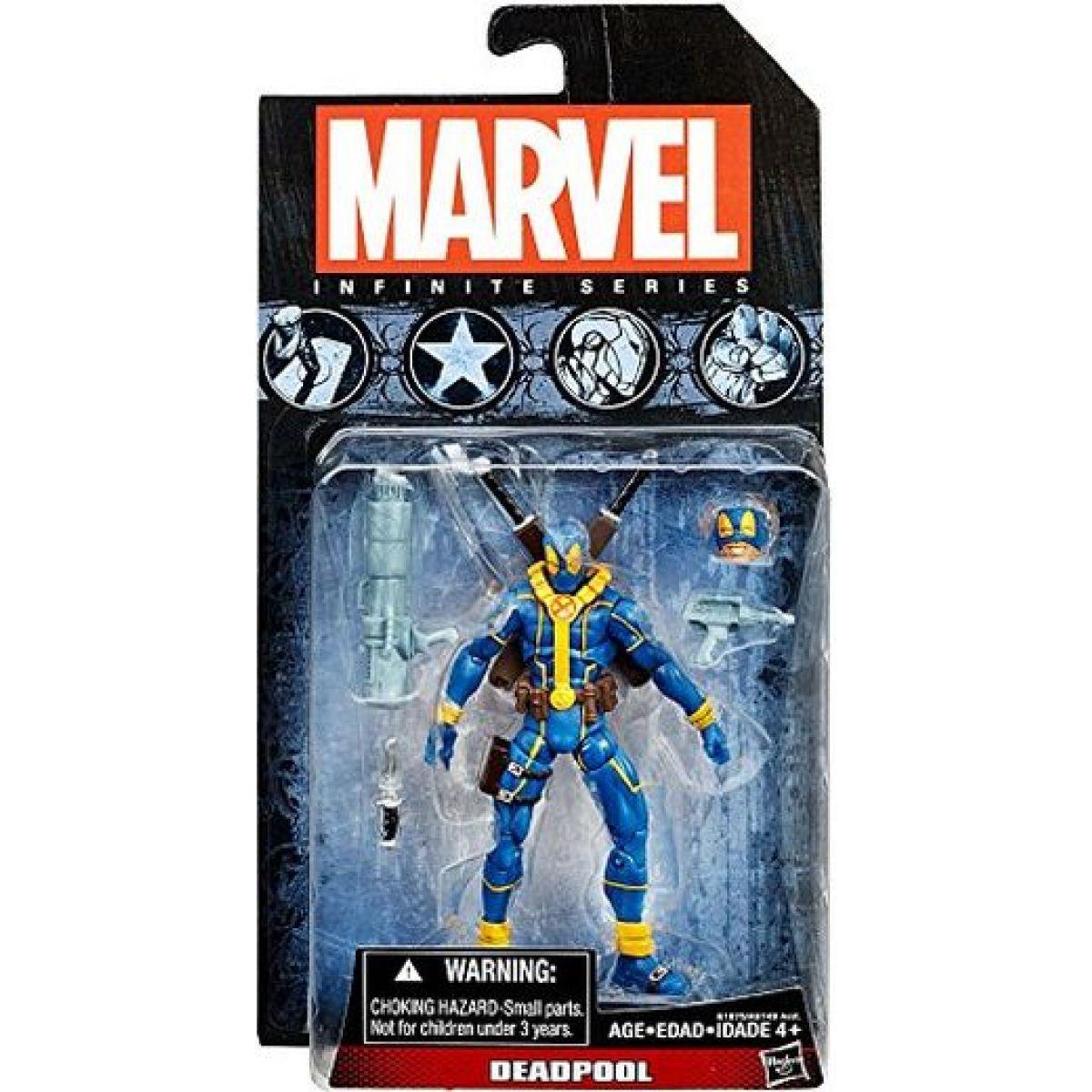 Hasbro Marvel Avengers figurka 10cm - Deadpool