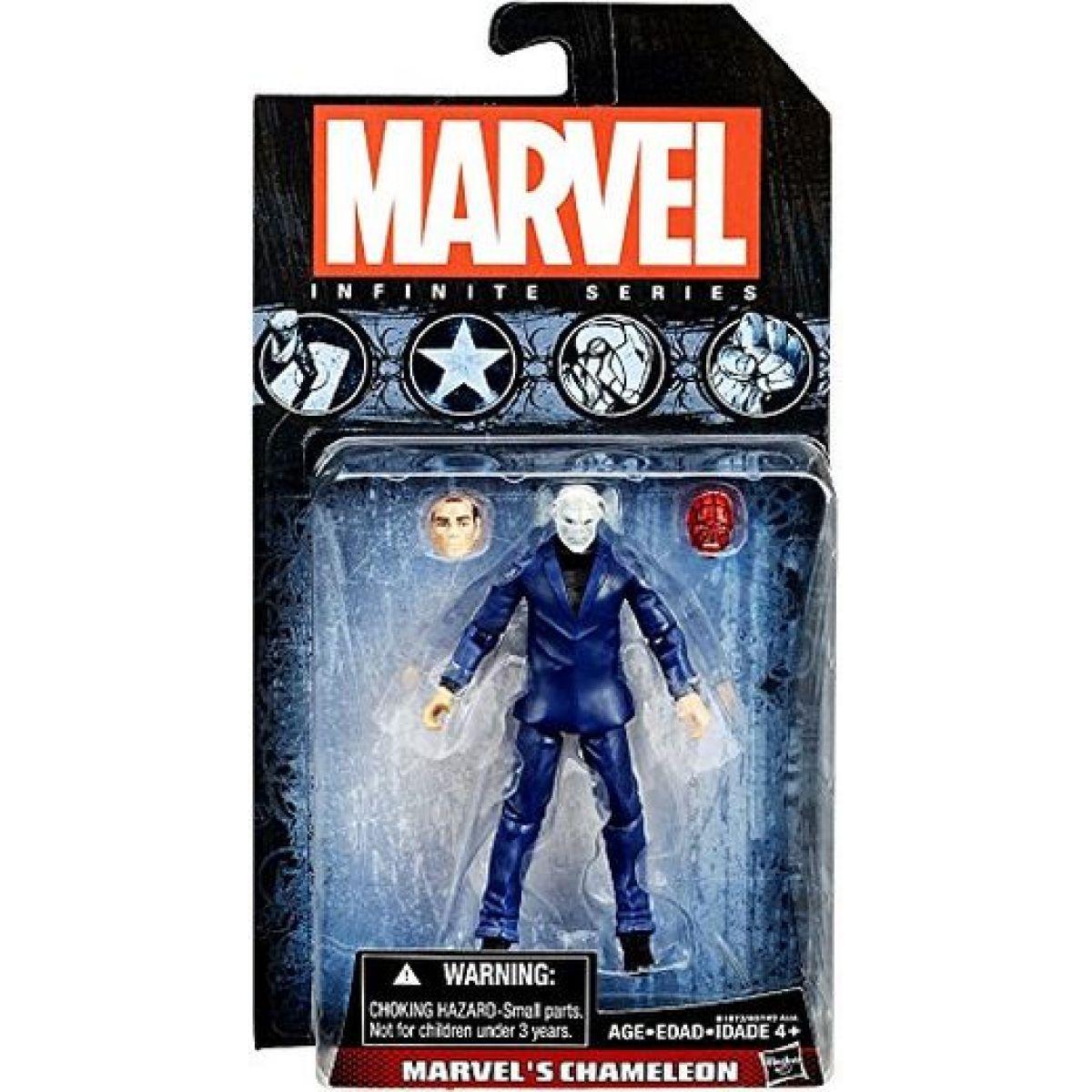 Hasbro Marvel Avengers figurka 10cm - Marvels Chameleon