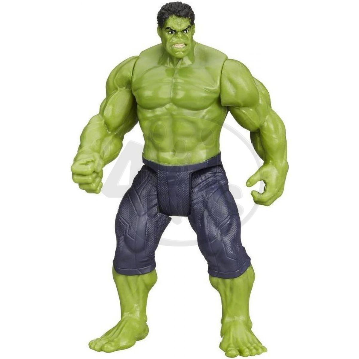 31329a086 Hasbro Marvel Avengers figurka 11 cm - Hulk | 4kids