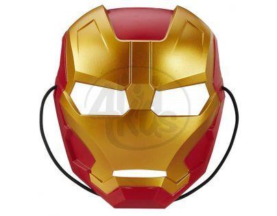Hasbro Marvel Avengers maska hrdinů - Iron Man