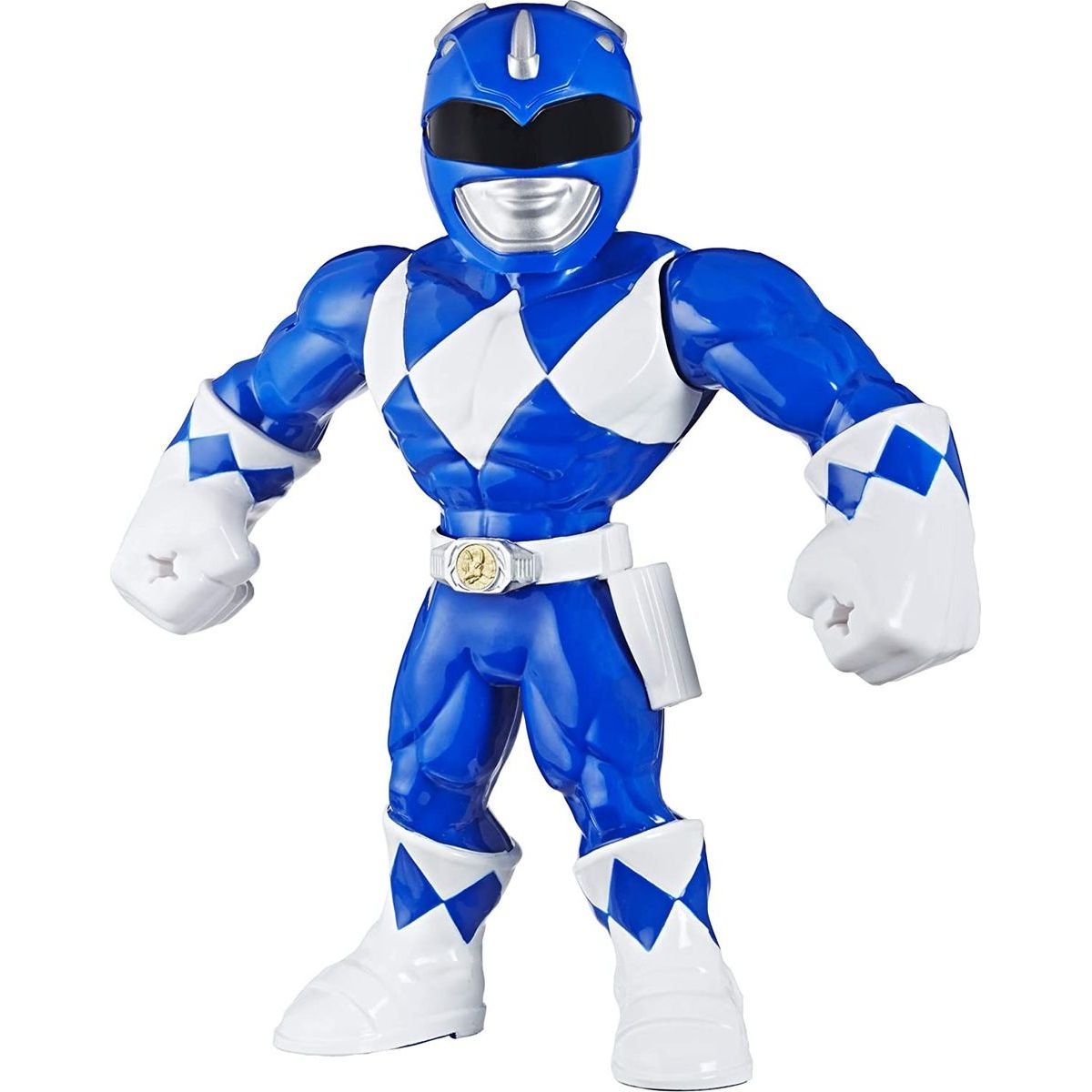 Hasbro Marvel Playskool 25 cm figurky Mega Mighties Blue Ranger