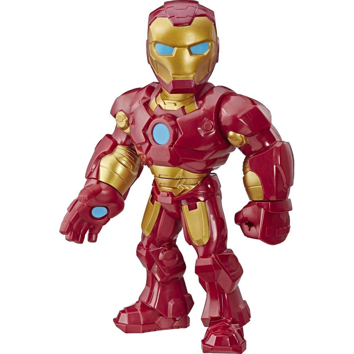 Hasbro Marvel Playskool figurky Mega Mighties Iron Man