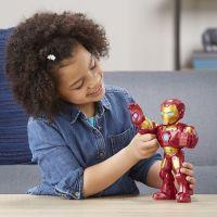 Hasbro Marvel Playskool figurky Mega Mighties Iron Man 6