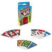 Karetní Hra Monopoly Bid