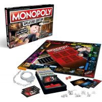 Hasbro Monopoly Cheaters edition CZ 2
