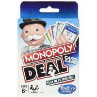 Hasbro Monopoly Deal ro CZSK
